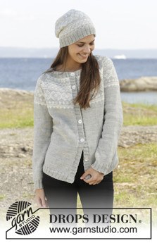 Bild på Silver Dream Cardigan
