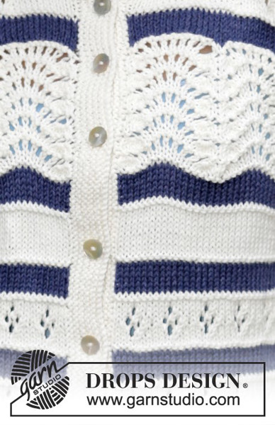 Bild på Nautical Waves Cardigan