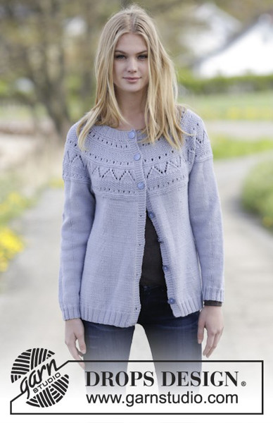 Bild på Lovely & Blue Cardigan