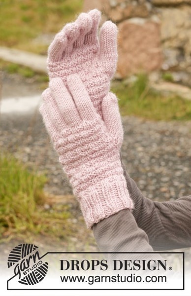 Bild på Rose Mint Gloves