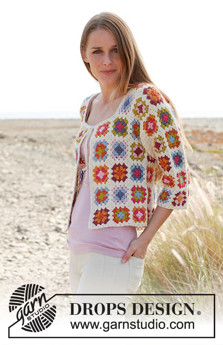 Bild på Summer patchwork