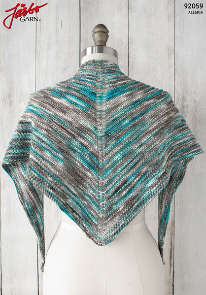 Bild på MANOS ALEGRIA SHADOW SHAWL