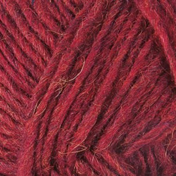 Bild på Léttlopi  Garnet red heather 11409