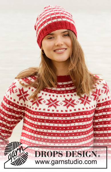Bild på Candy Cane Lane Sweater